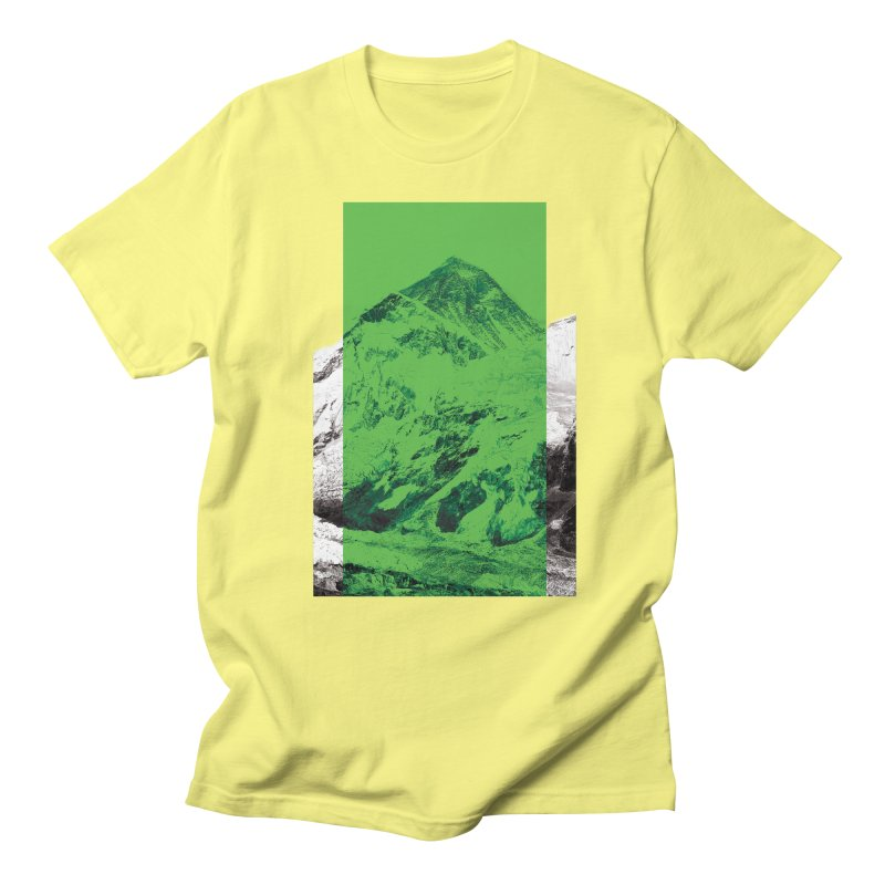 Ever green Women's Regular Unisex T-Shirt by Daydalaus designs