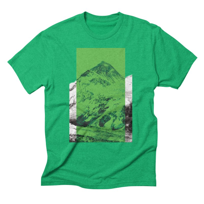 Ever green Men's Triblend T-shirt by Daydalaus' Artist Shop