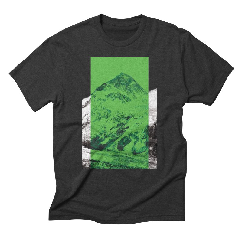 Ever green Men's Triblend T-Shirt by Daydalaus designs