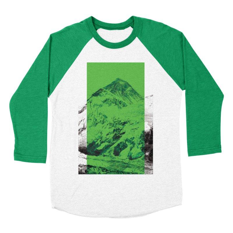 Ever green Men's Baseball Triblend Longsleeve T-Shirt by Daydalaus designs