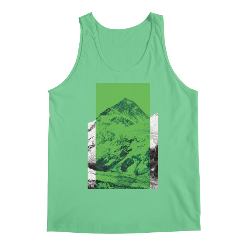 Ever green Men's Tank by Daydalaus designs
