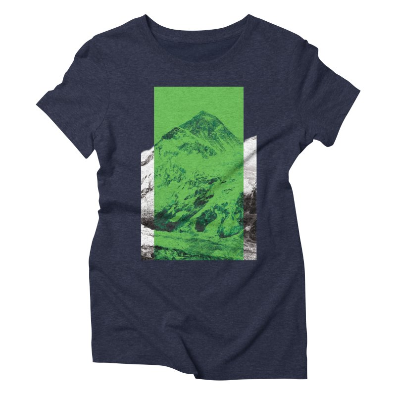 Ever green Women's Triblend T-Shirt by Daydalaus designs