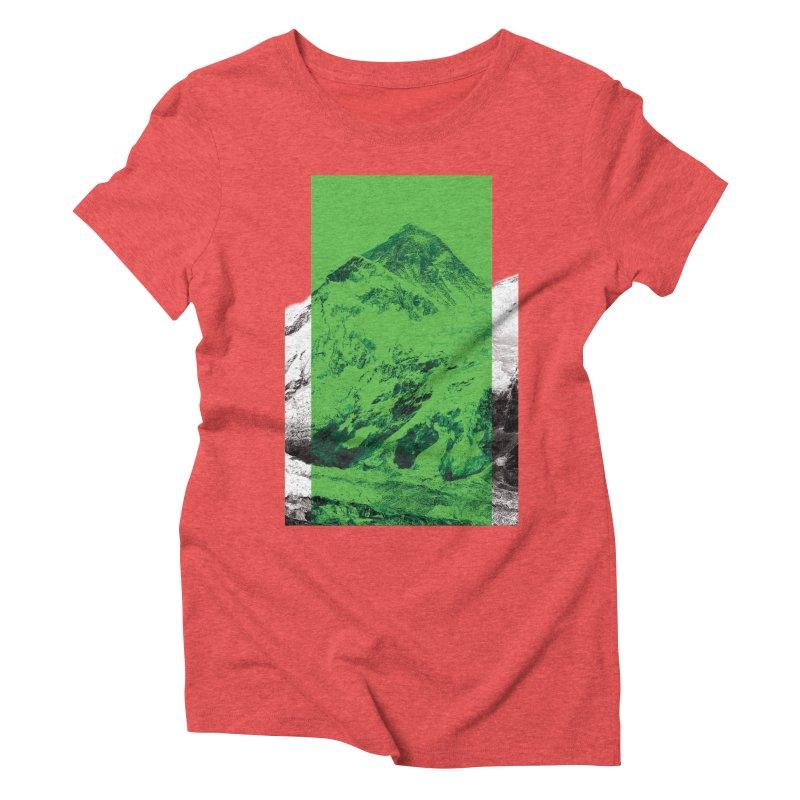 Ever green Women's Triblend T-Shirt by Daydalaus designs