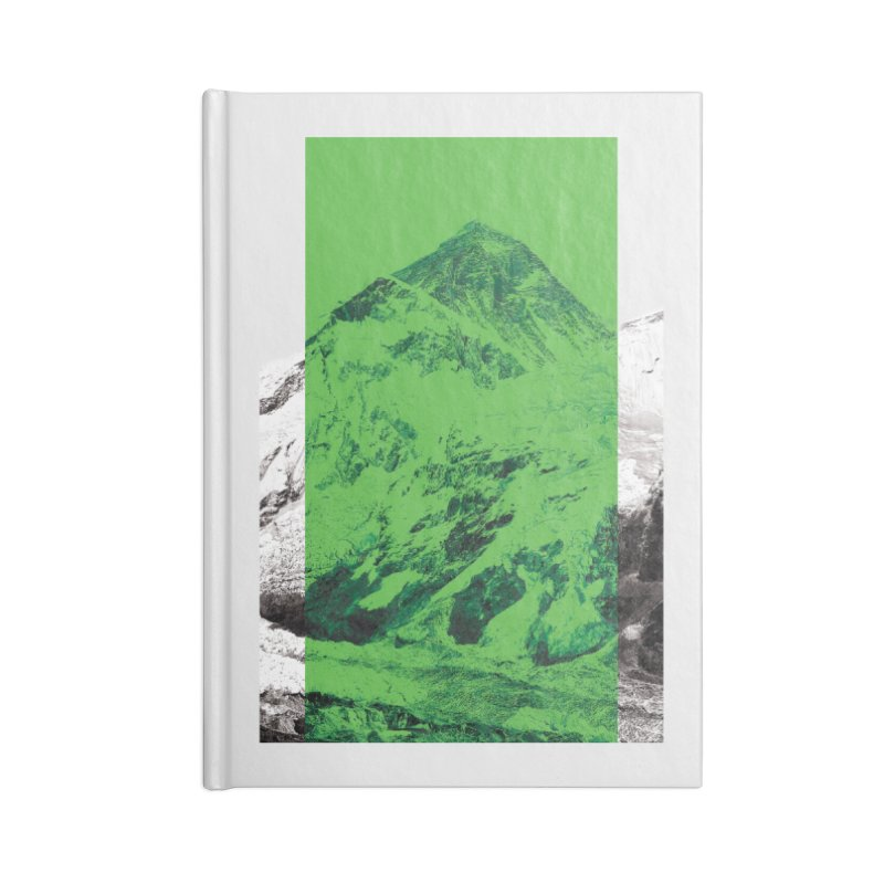 Ever green Accessories Notebook by Daydalaus designs