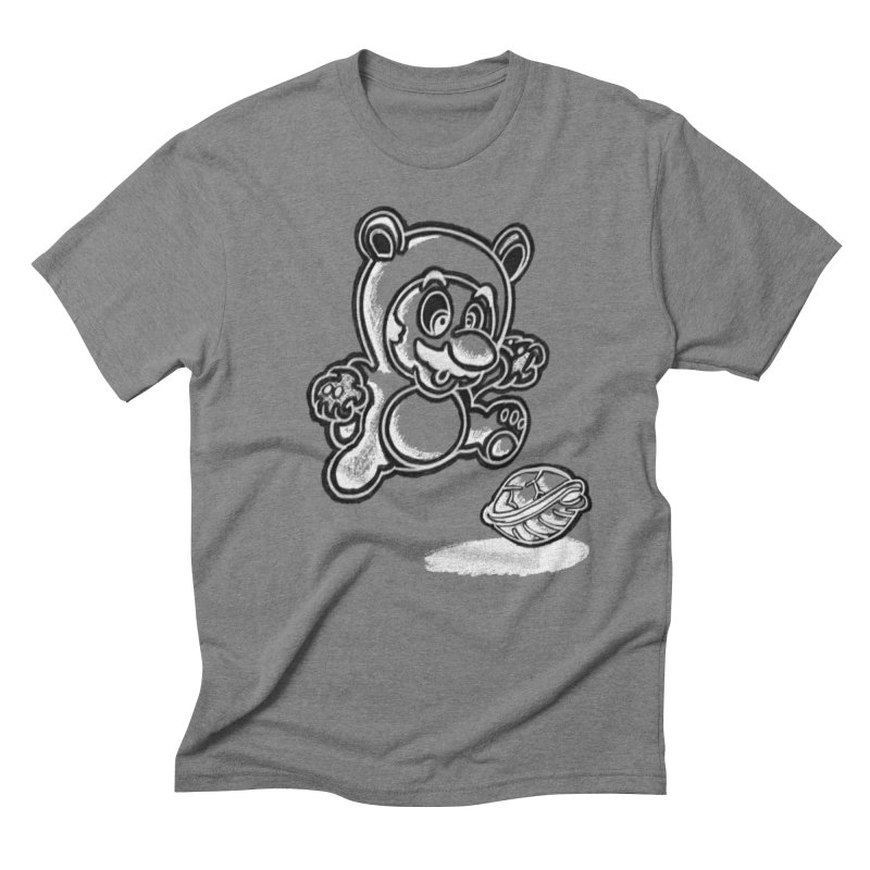 Bear suit Men's T-Shirt by Daydalaus designs