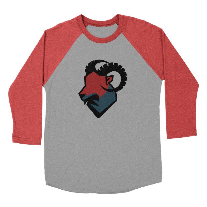 Corporate Ram Logo Men's Longsleeve T-Shirt by Daydalaus designs