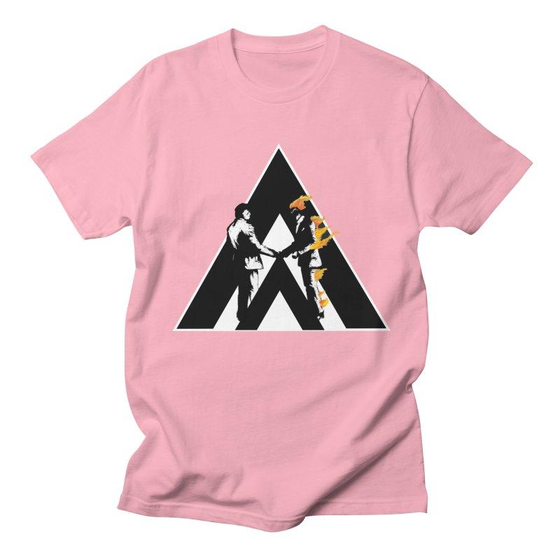 I wish you a dark side Men's Regular T-Shirt by Daydalaus designs