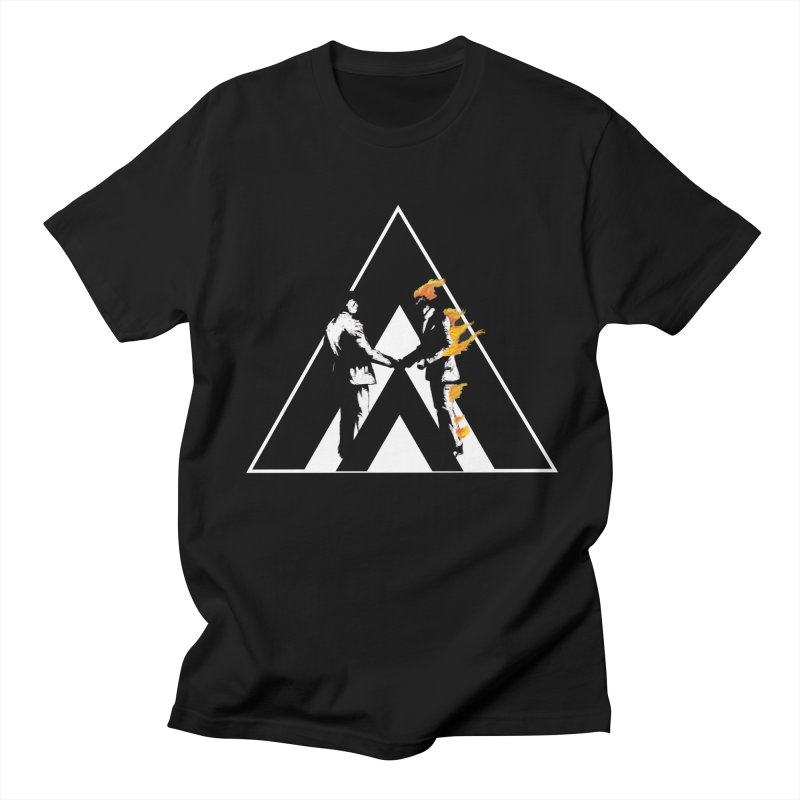 I wish you a dark side Men's T-Shirt by Daydalaus designs
