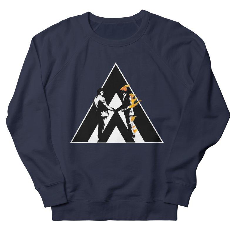 I wish you a dark side Men's French Terry Sweatshirt by Daydalaus designs