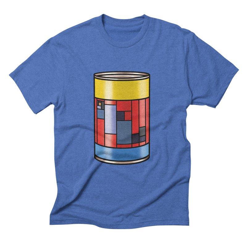 Mondrian in a pop can   by Daydalaus' Artist Shop
