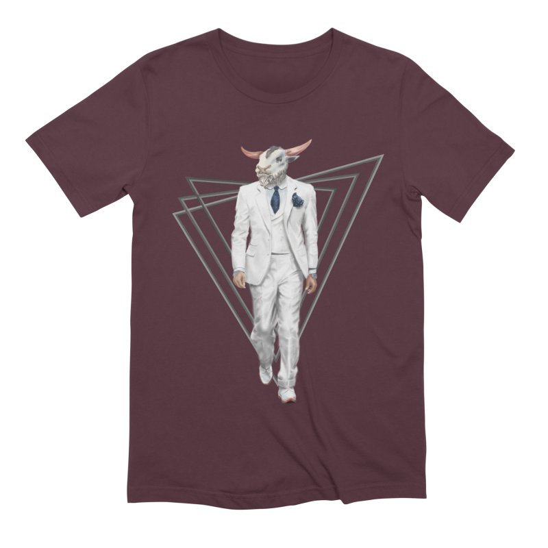 Dressed for the part Men's Extra Soft T-Shirt by Daydalaus designs