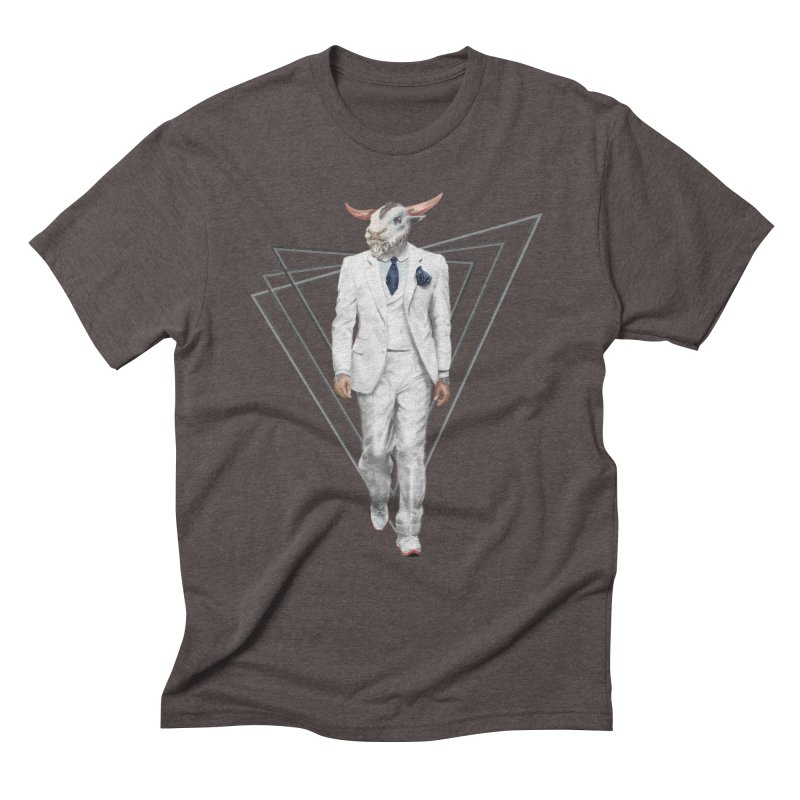 Dressed for the part Men's Triblend T-shirt by Daydalaus' Artist Shop