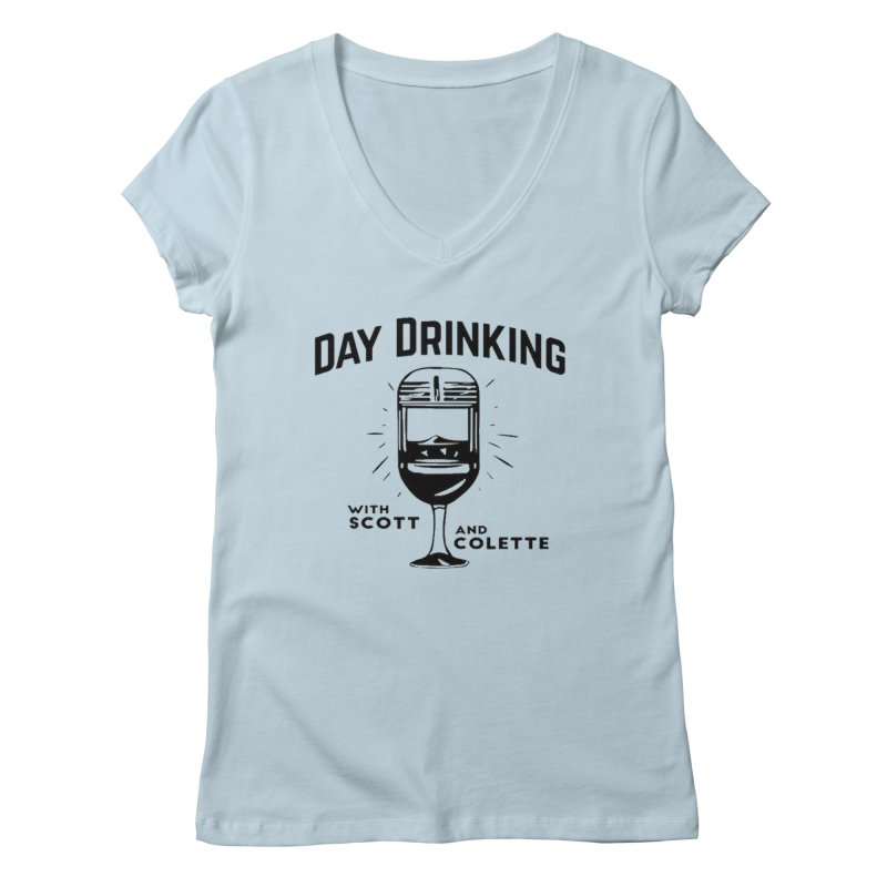 Day Drinking With Scott and Colette Merch! Women's  by The Official Store of the Big Brother Gossip Show