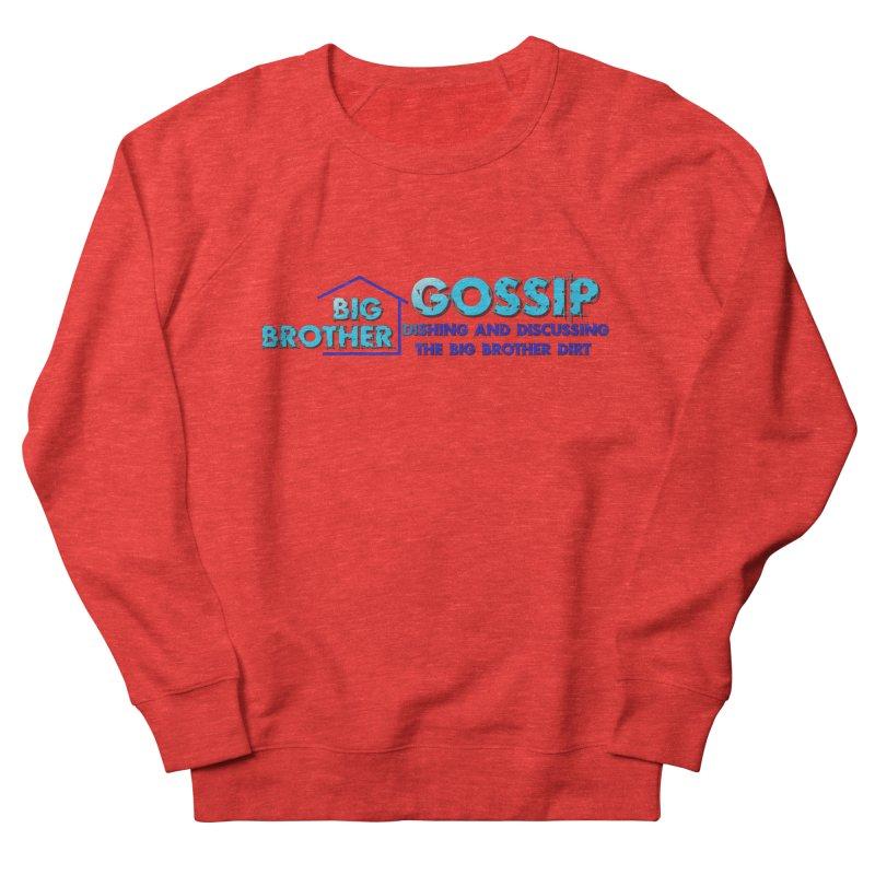 Big Brother Gossip Horizontal Men's Sweatshirt by The Official Store of the Big Brother Gossip Show