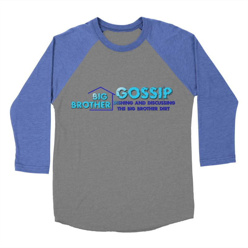 Big Brother Gossip Horizontal Women's Longsleeve T-Shirt by The Official Store of the Big Brother Gossip Show