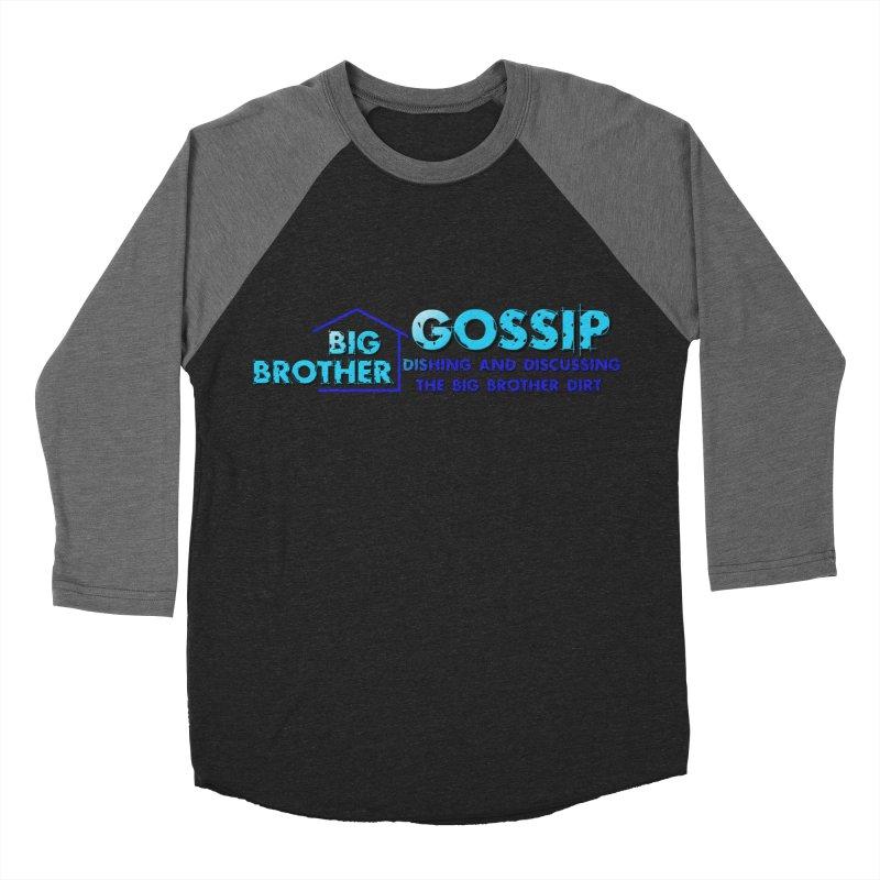 Big Brother Gossip Horizontal Men's  by The Official Store of the Big Brother Gossip Show