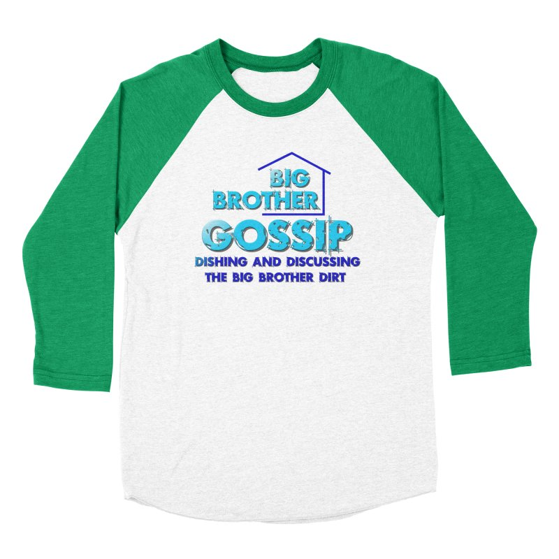 Big Brother Gossip Vertical Women's Longsleeve T-Shirt by The Official Store of the Big Brother Gossip Show