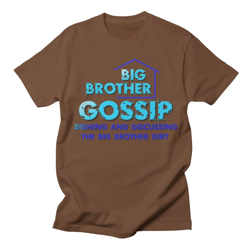 Big Brother Gossip Vertical Women's  by The Official Store of the Big Brother Gossip Show