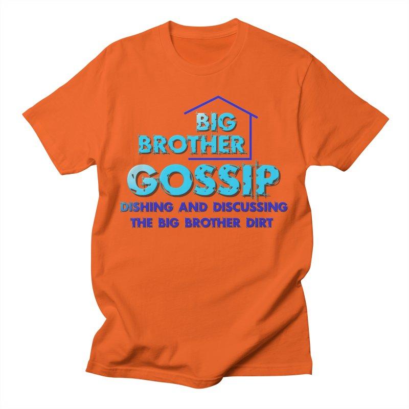 Big Brother Gossip Vertical Women's T-Shirt by The Official Store of the Big Brother Gossip Show