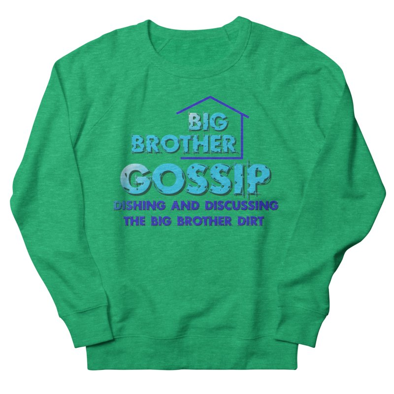 Big Brother Gossip Vertical Women's Sweatshirt by The Official Store of the Big Brother Gossip Show