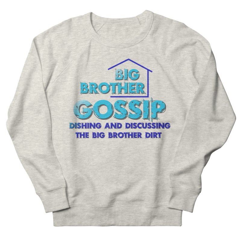Big Brother Gossip Vertical Men's  by The Official Store of the Big Brother Gossip Show
