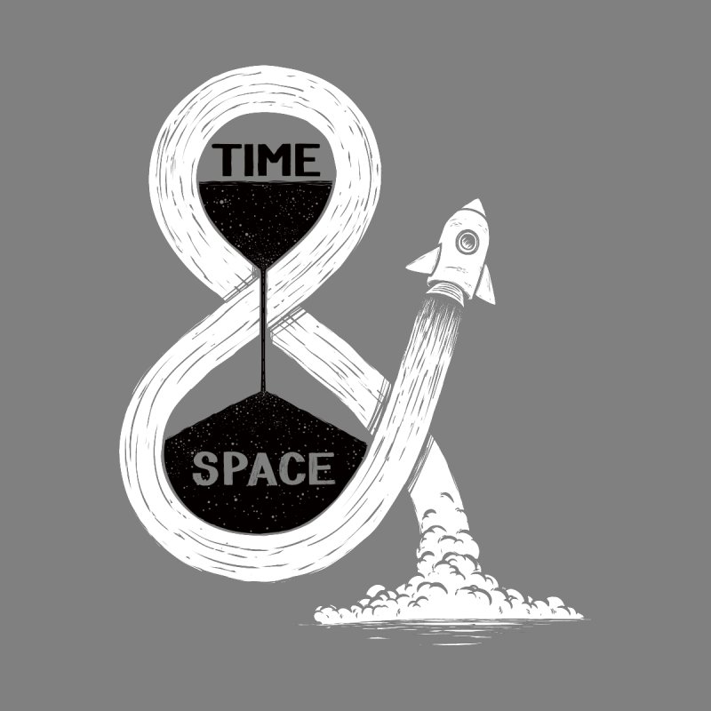 Time and Space None  by dayswideawake
