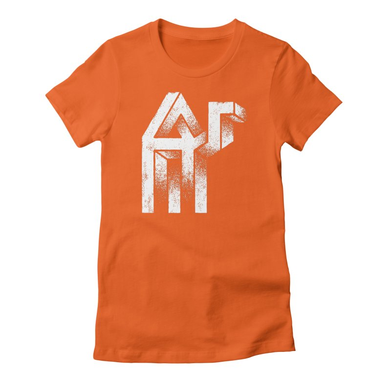 A Mirage Women's Fitted T-Shirt by dayswideawake