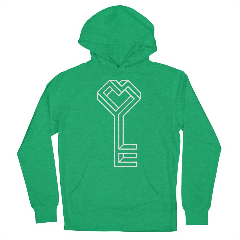 Key to the Kingdom Women's Pullover Hoody by dayswideawake