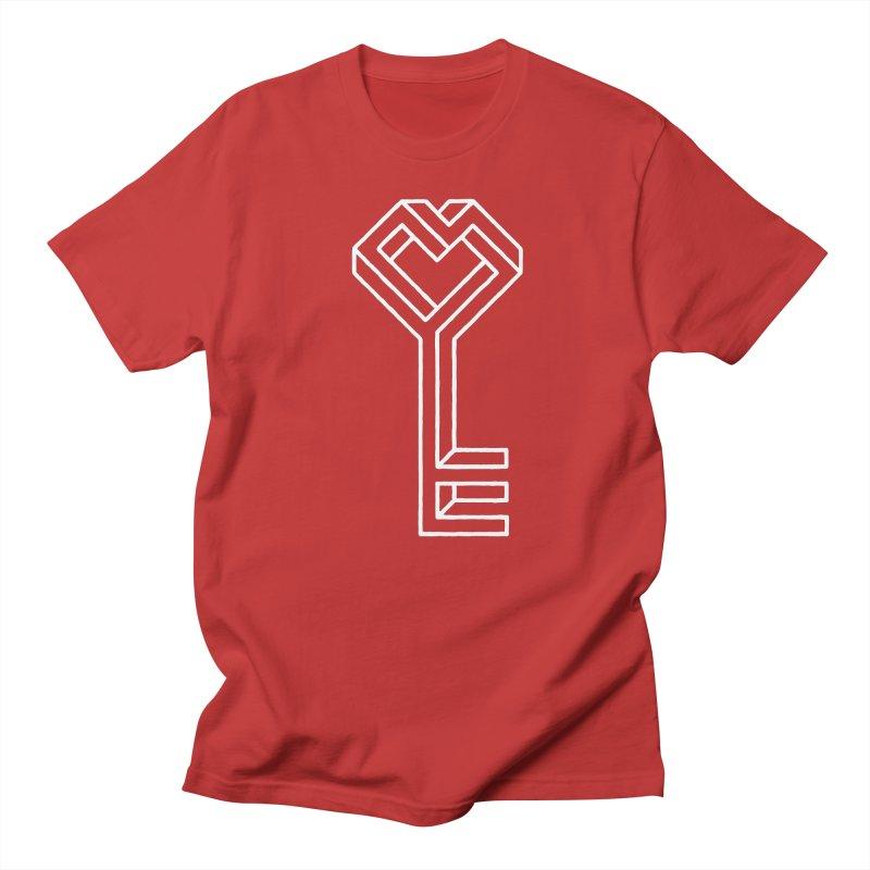 Key to the Kingdom Men's T-shirt by dayswideawake