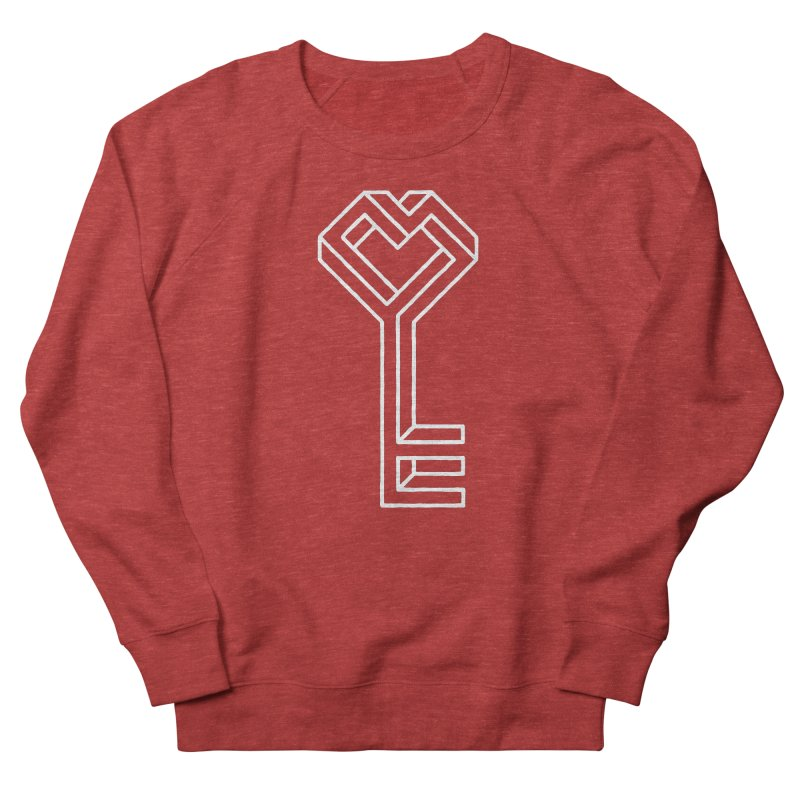 Key to the Kingdom Men's Sweatshirt by dayswideawake