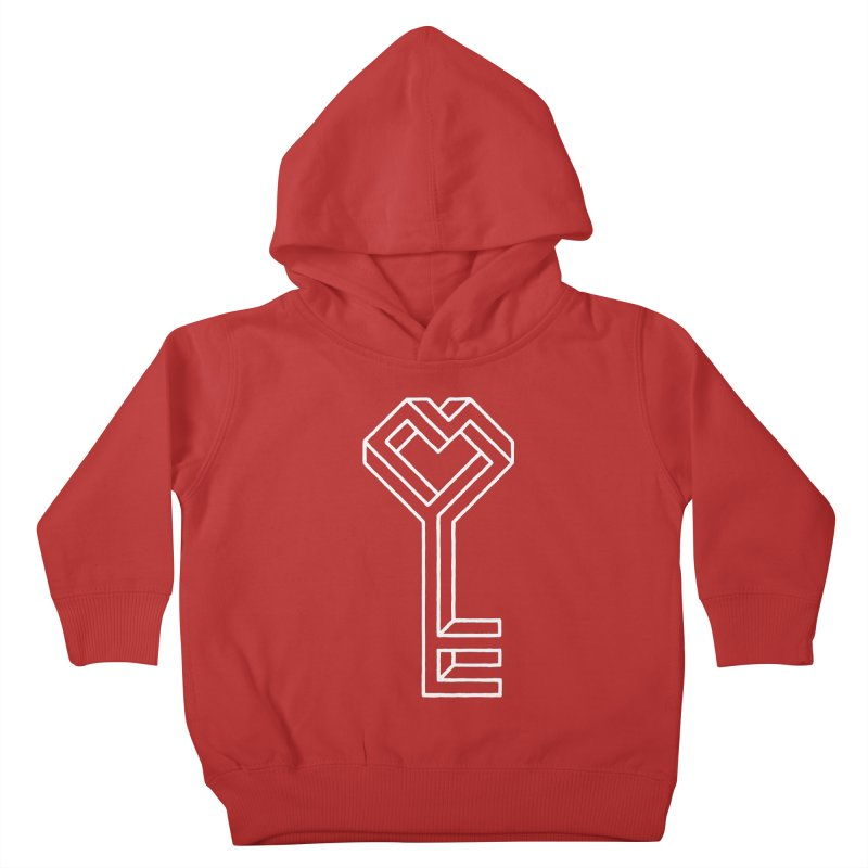 Key to the Kingdom Kids Toddler Pullover Hoody by dayswideawake