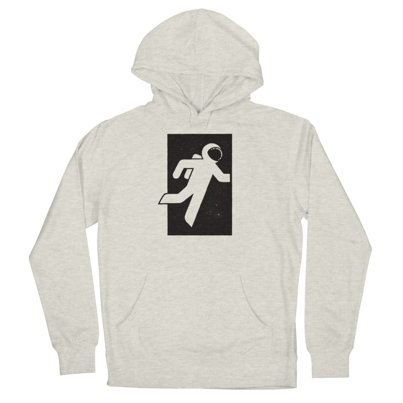 Space Exit Women's Pullover Hoody by dayswideawake