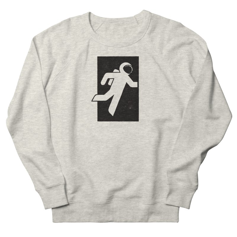 Space Exit Men's Sweatshirt by dayswideawake