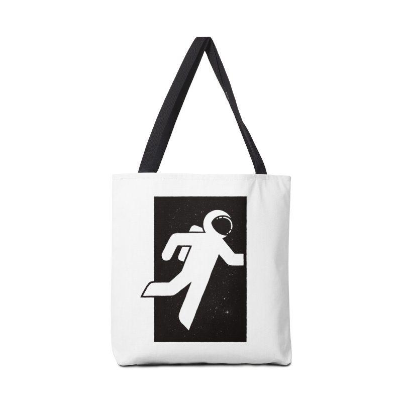Space Exit Accessories Bag by dayswideawake