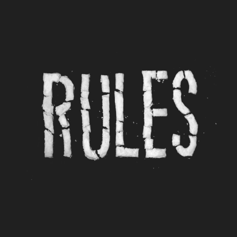 Broken Rules None  by dayswideawake