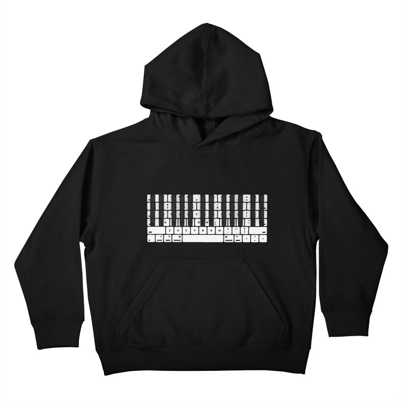 A type of music Kids Pullover Hoody by dayswideawake