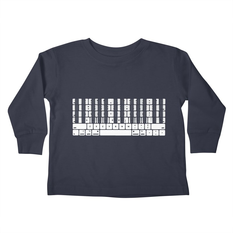 A type of music Kids Toddler Longsleeve T-Shirt by dayswideawake