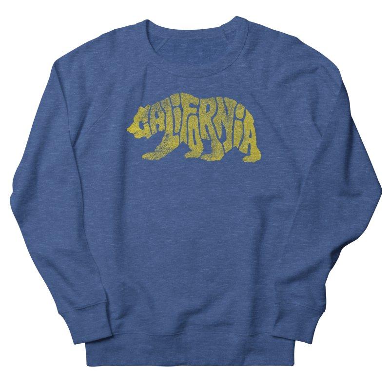 California Women's Sweatshirt by DCAY