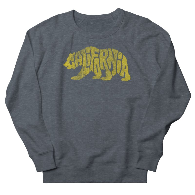 California Men's Sweatshirt by DCAY