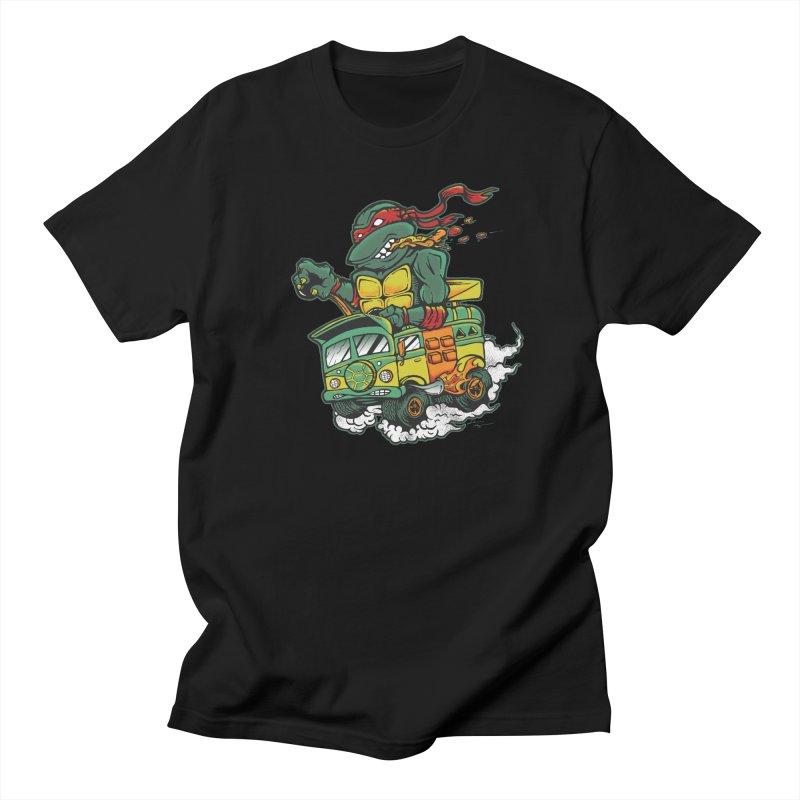 Raph Fink Men's T-shirt by DCAY