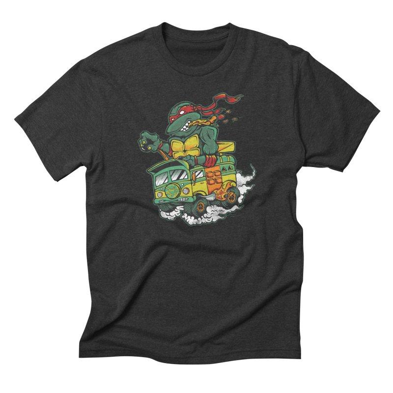 Raph Fink Men's Triblend T-Shirt by DCAY