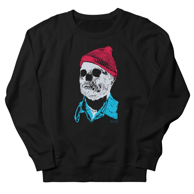 The Dead man and the Sea Women's Sweatshirt by DCAY