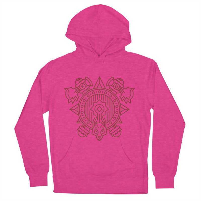 Orc - World of Warcraft Crest Women's Pullover Hoody by dcmjs