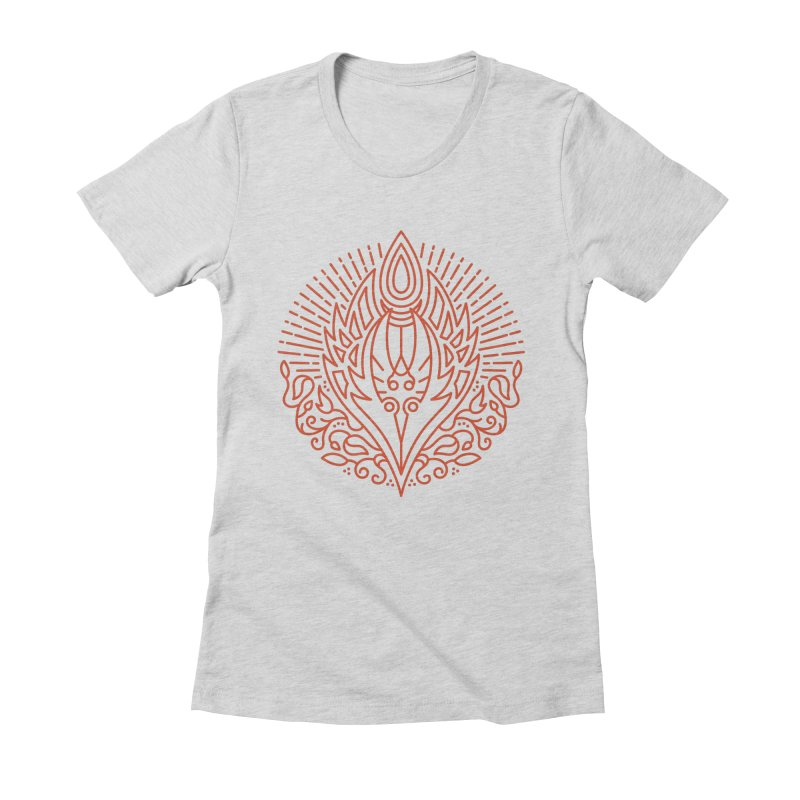 Blood Elf - World of Warcraft Crest Women's T-Shirt by dcmjs