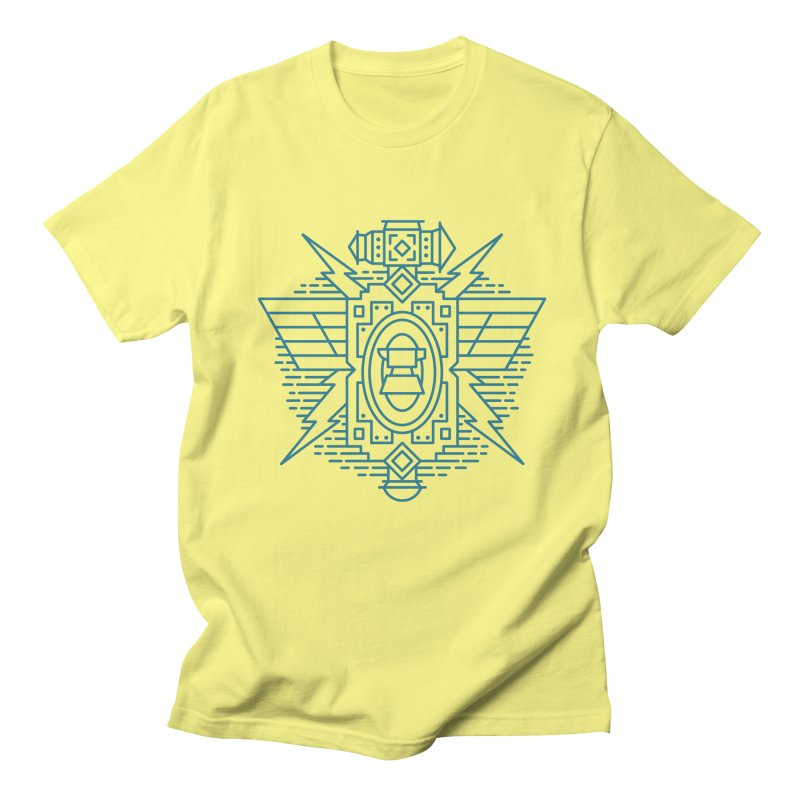 Dwarf - World of Warcraft Crest Men's Regular T-Shirt by dcmjs