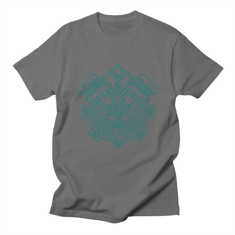 Gnome - World of Warcraft Crest Men's T-Shirt by dcmjs