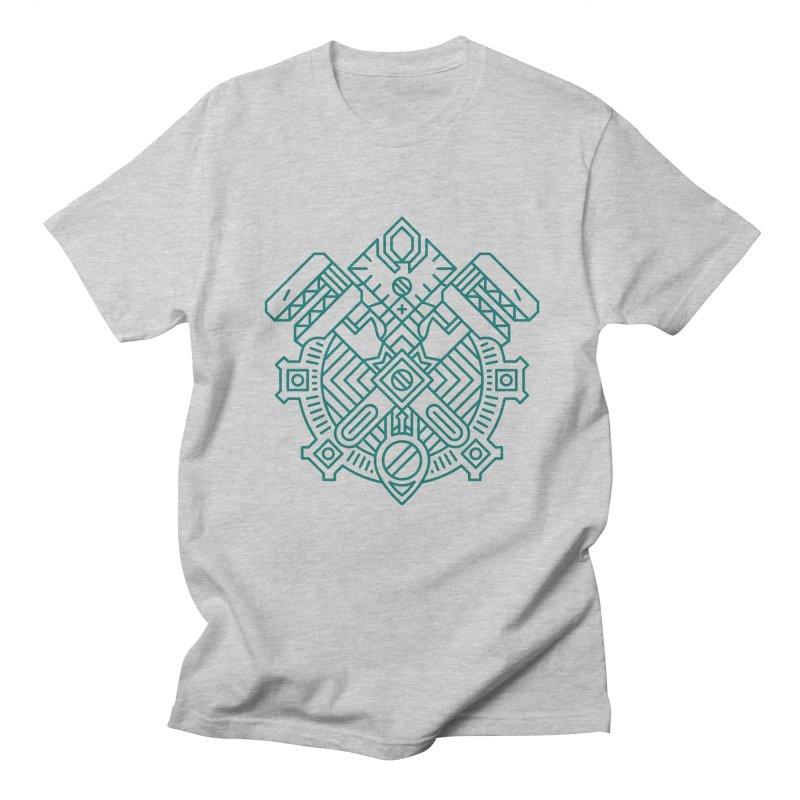 Gnome - World of Warcraft Crest Men's Regular T-Shirt by dcmjs