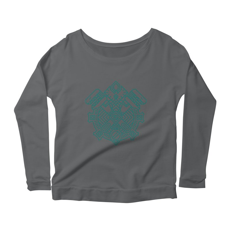 Gnome - World of Warcraft Crest Women's Longsleeve T-Shirt by dcmjs