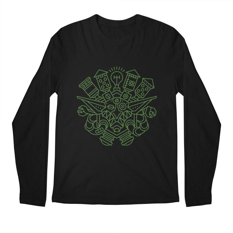 Goblin - World dof Warcraft Crest Men's Longsleeve T-Shirt by dcmjs
