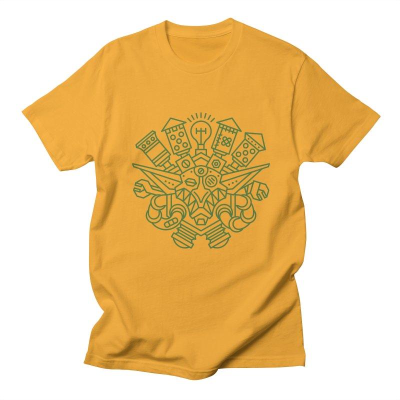 Goblin - World dof Warcraft Crest Men's Regular T-Shirt by dcmjs